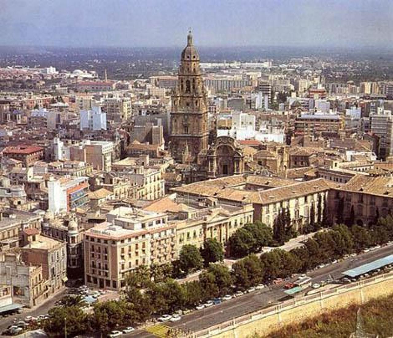 Alquiler vacaciones en Beniaján, Murcia