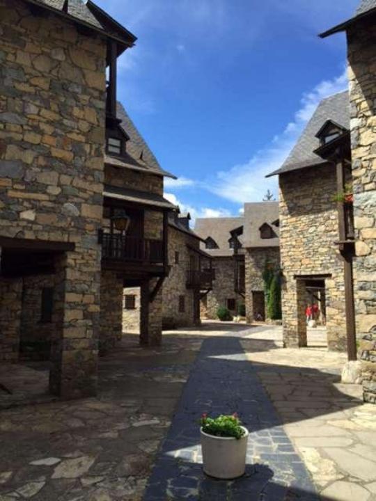 Alquiler vacaciones en Benasque, Huesca
