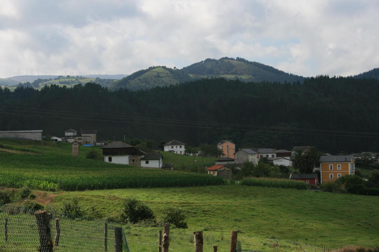 Alquiler vacaciones en Muñas de Arriba, Asturias