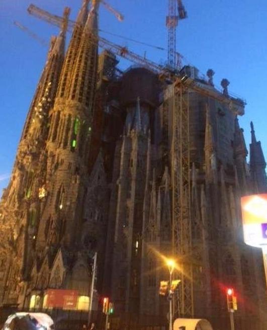 Alquiler vacaciones en Barcelona, Barcelona