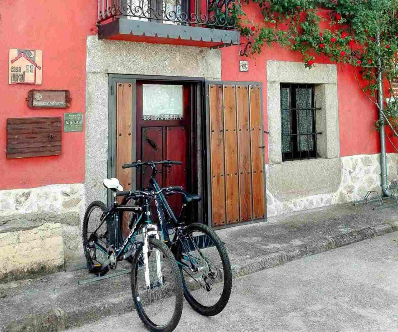 Alquiler vacacional en Hustias, Ávila