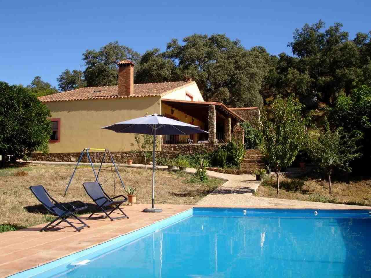 Alquiler vacaciones en Cortegana, Huelva
