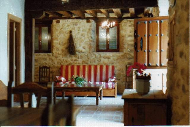 Alquiler vacaciones en Bernuy de Porreros, Segovia