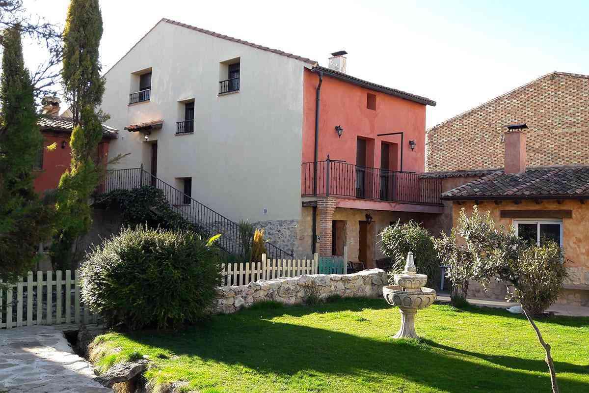 Alquiler vacacional en Langa de Duero, Soria