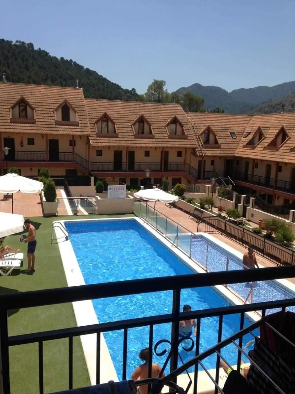 Alquiler vacaciones en La Iruela, Jaén