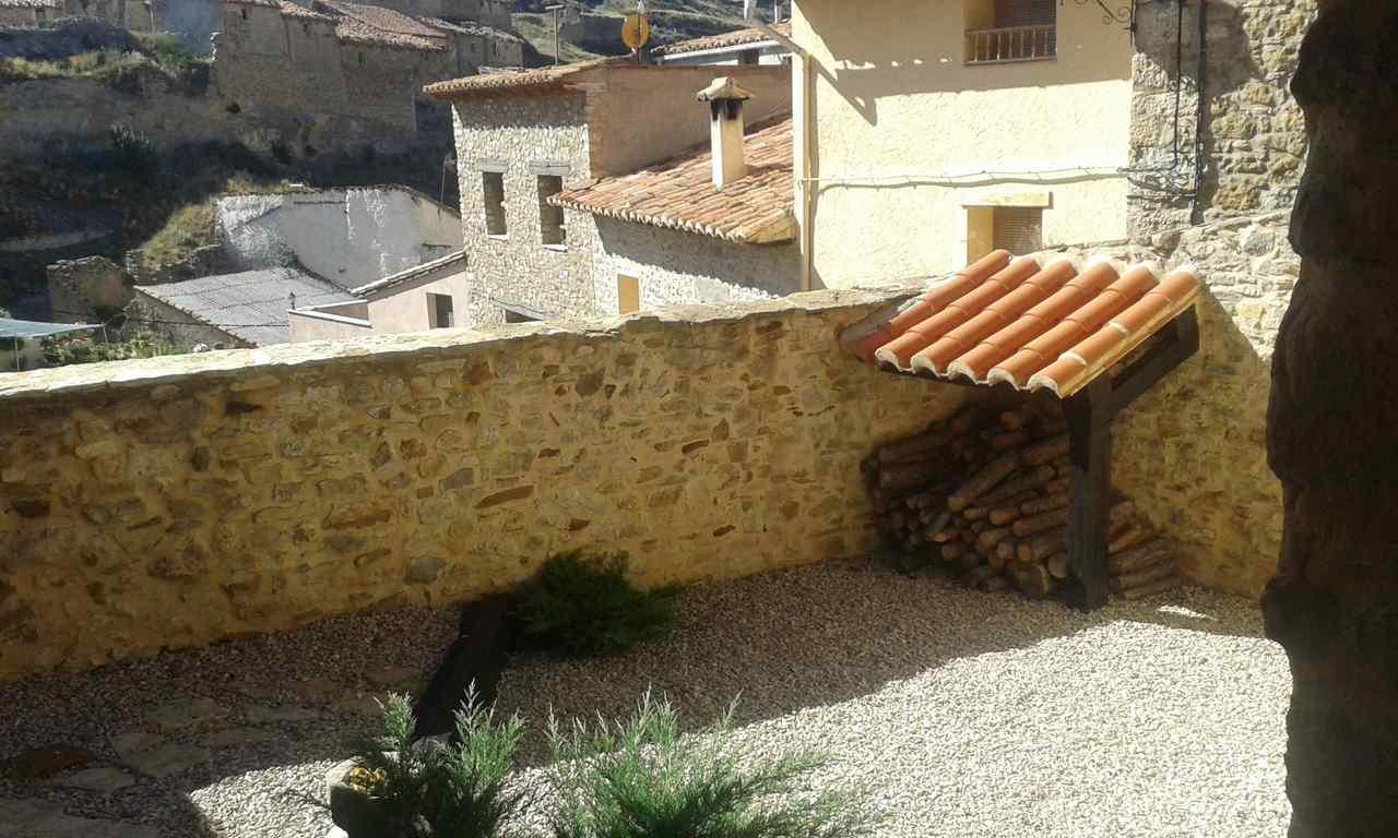 Alquiler vacacional en Villarroya de los Pinares, Teruel