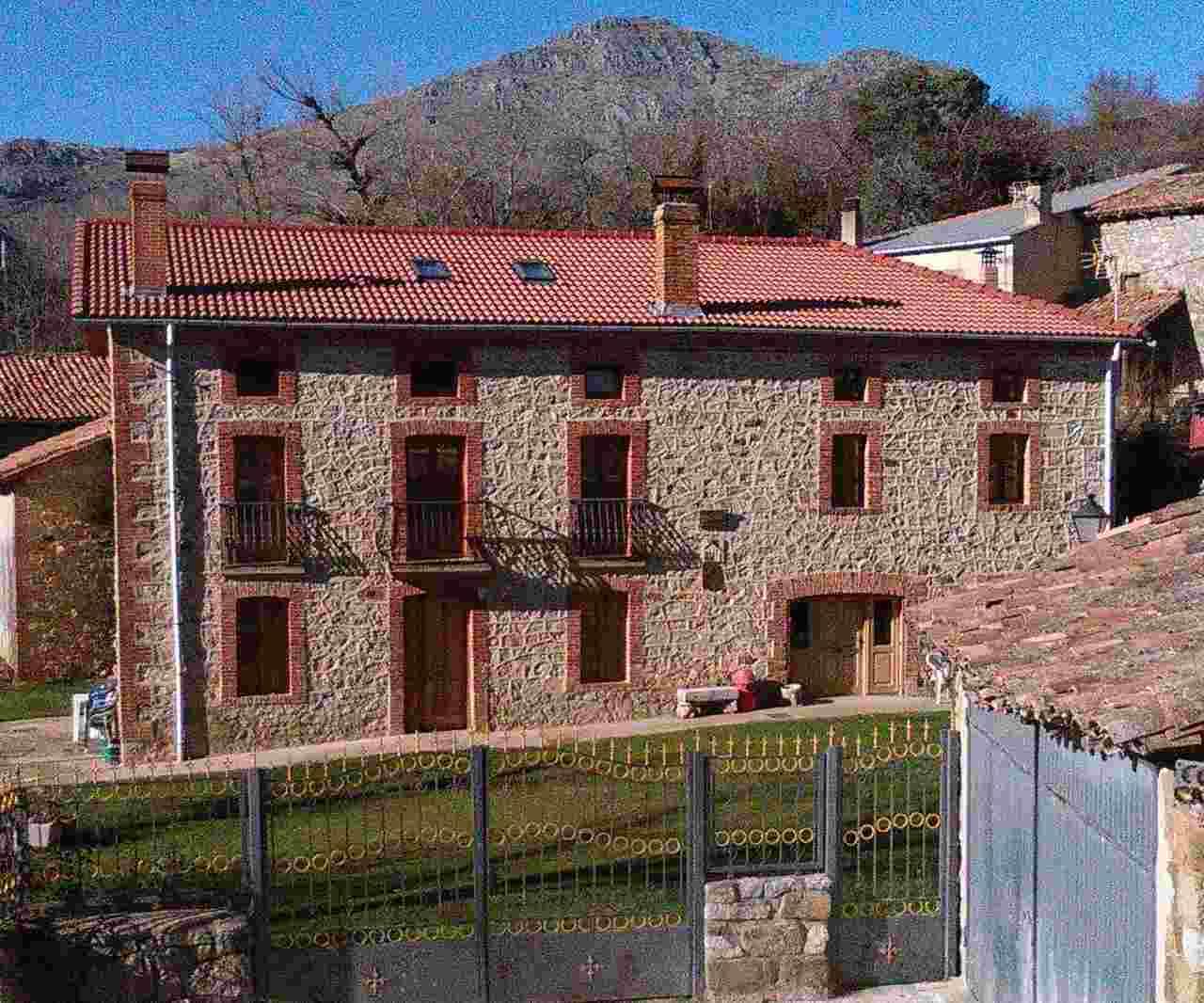Alquiler vacaciones en Robledo de la Guzpeña, León