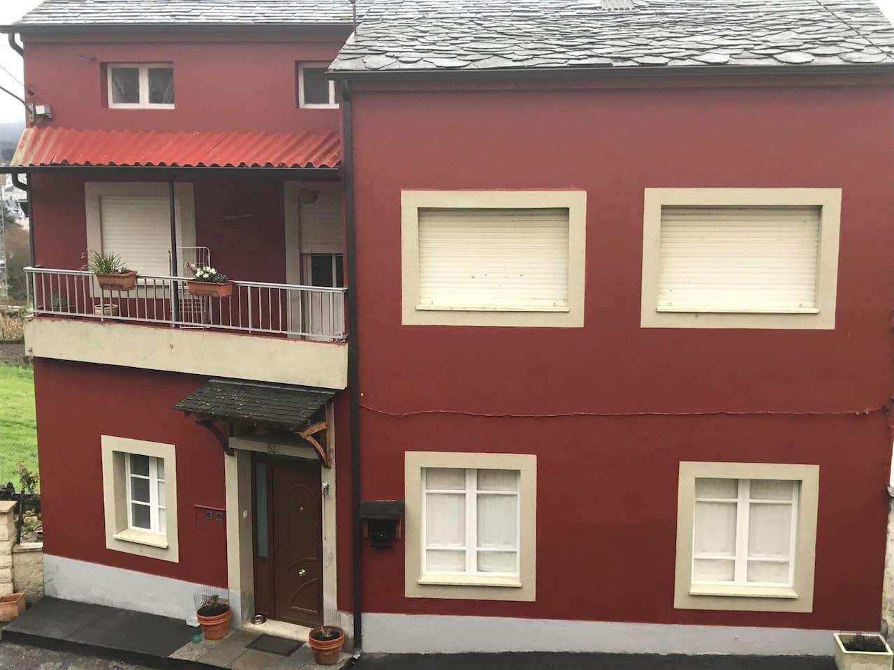 Alquiler vacaciones en Sarria, Lugo
