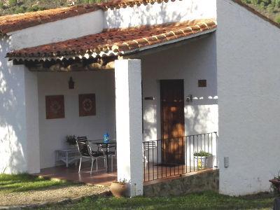 Alquiler vacacional en Almonaster la Real, Huelva
