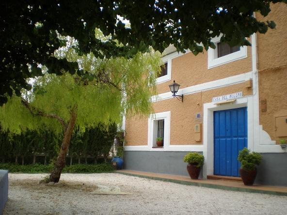 Alquiler vacaciones en Moratalla, Murcia