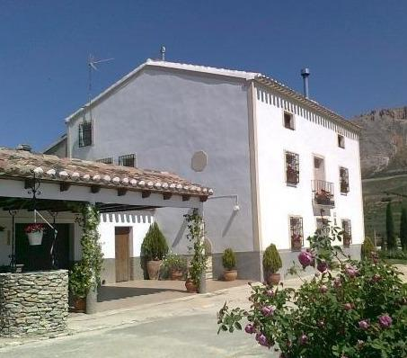 Alquiler vacacional en Vélez-Blanco, Almería