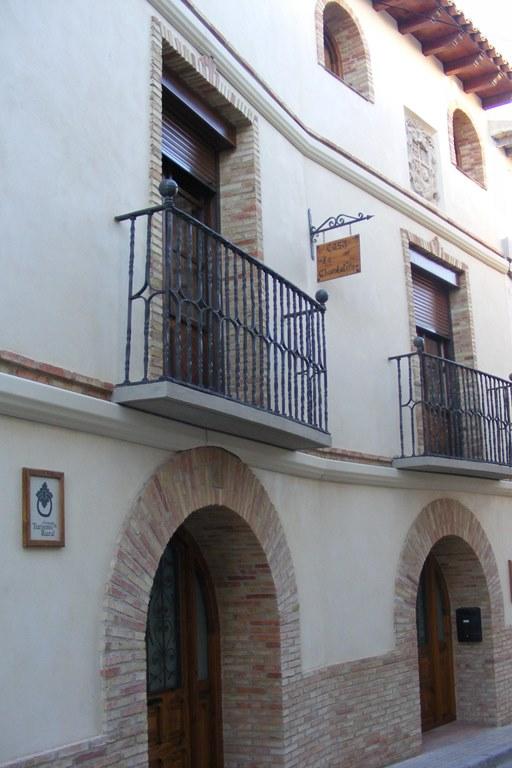 Alquiler vacaciones en La Almolda, Zaragoza