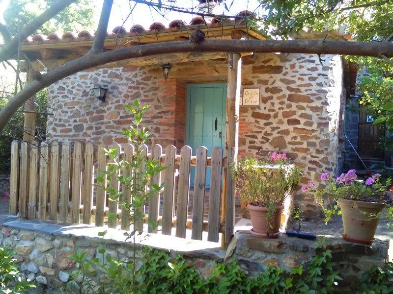 Alquiler vacaciones en La Aceña de la Borrega, Cáceres