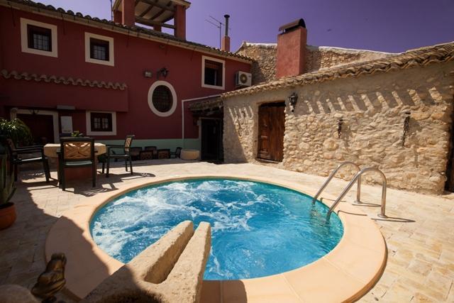 Alquiler vacaciones en Blanca, Murcia