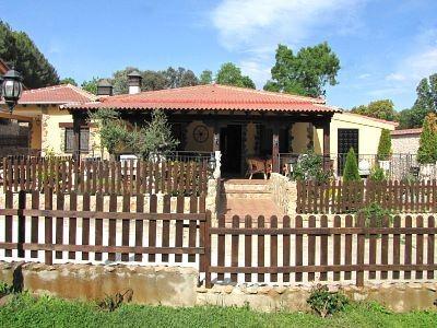 Alquiler vacaciones en Navaluenga, Ávila