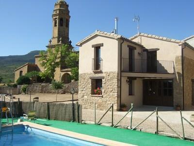 Alquiler vacaciones en Aniés, Huesca
