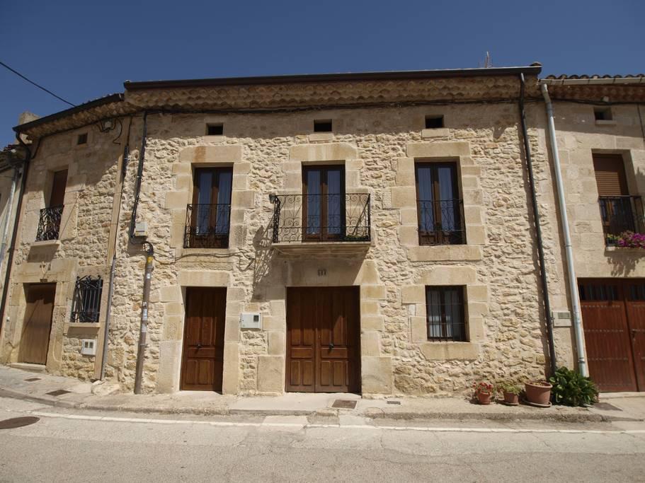 Alquiler vacaciones en Santo Domingo de Silos, Burgos