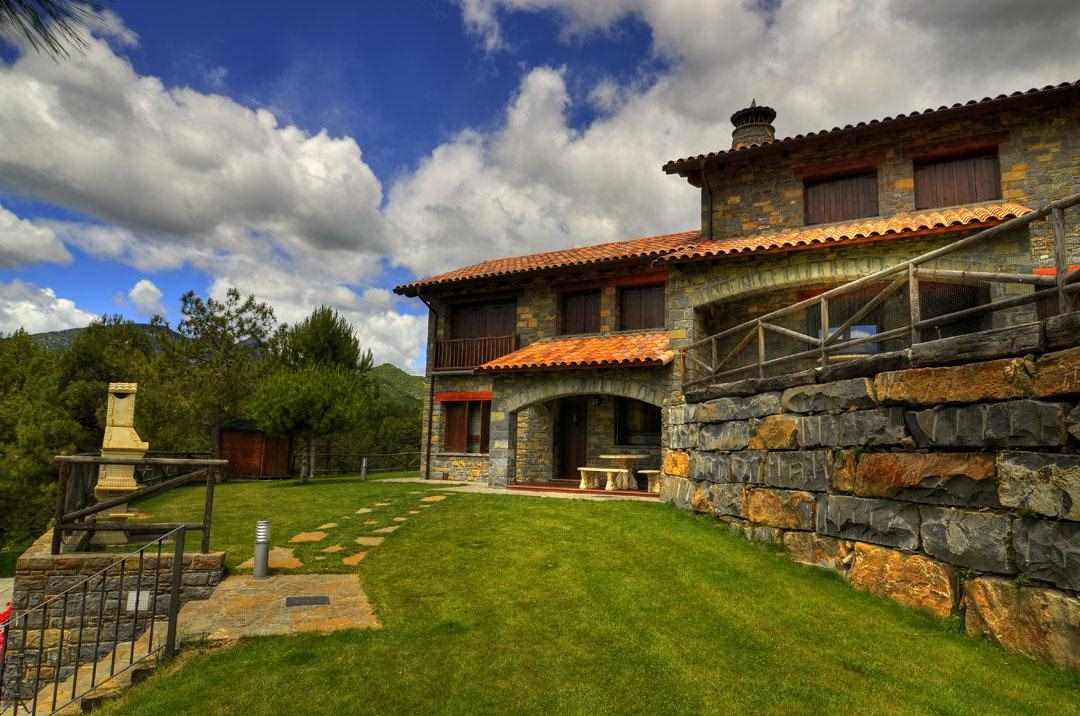 Alquiler vacaciones en Belsierre, Huesca
