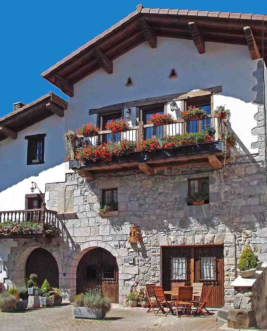 Alquiler vacaciones en Lekunberri, Navarra