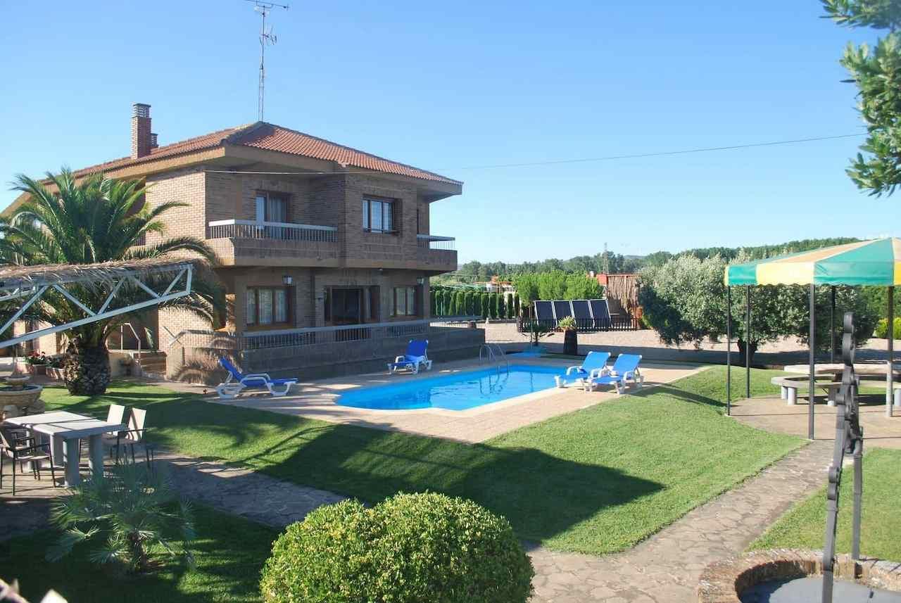 Alquiler vacaciones en Olite, Navarra