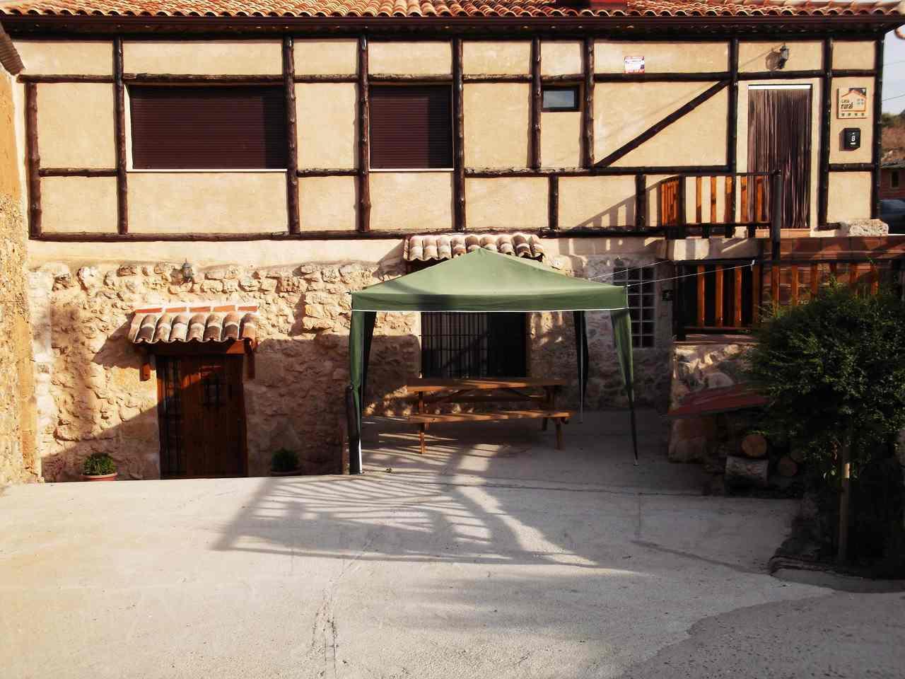 Alquiler vacacional en Curiel de Duero, Valladolid