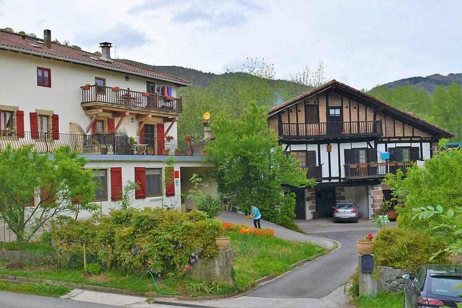 Alquiler vacaciones en Zalain, Navarra