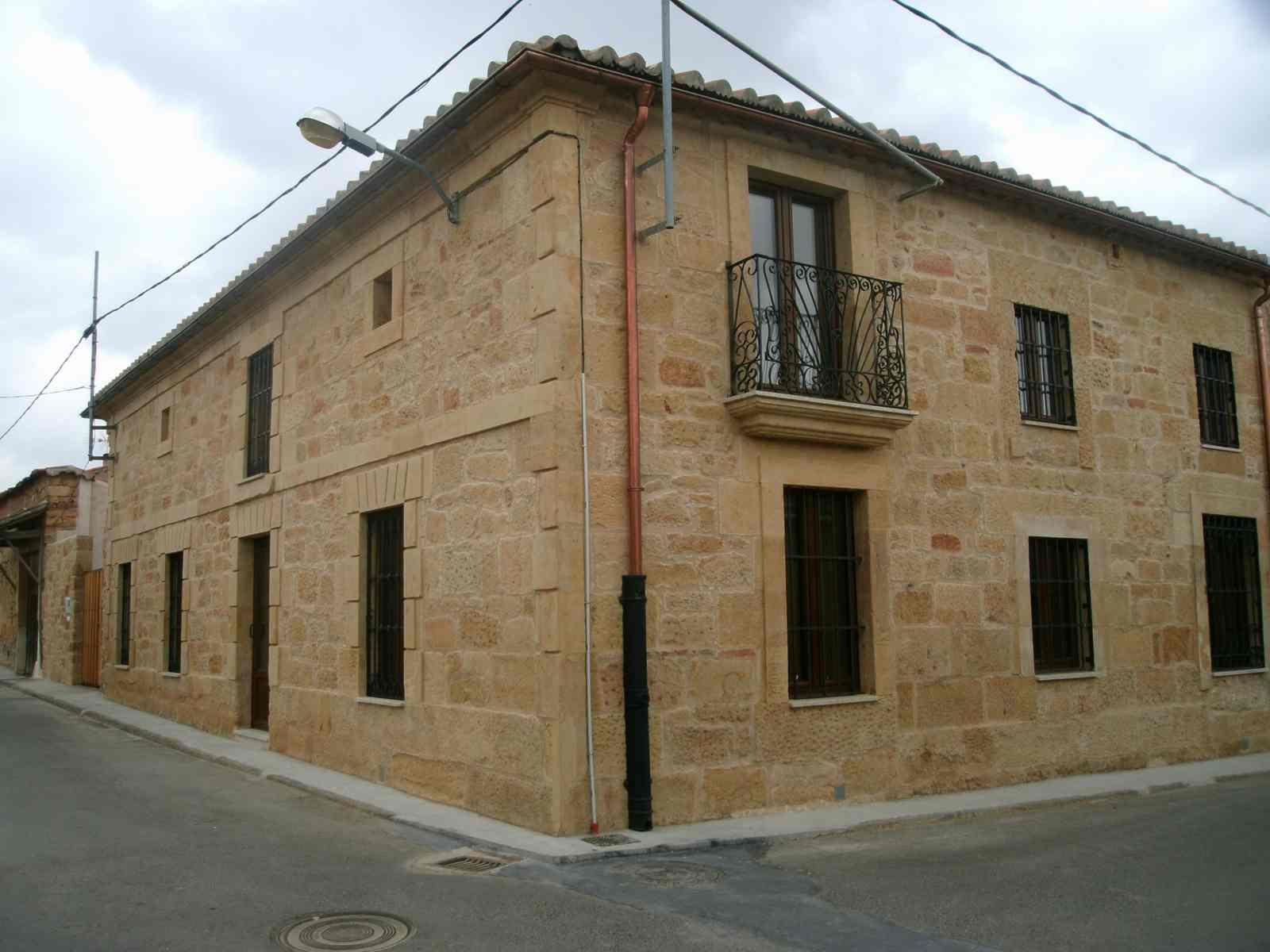 Alquiler vacacional en Aldearrubia, Salamanca