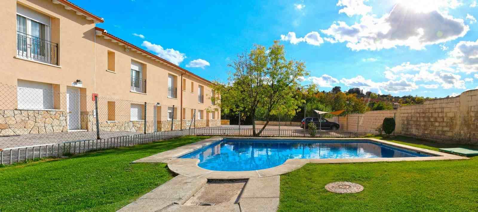 Alquiler vacaciones en Burgohondo, Ávila