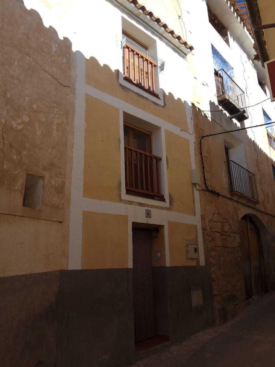 Alquiler vacaciones en Cuevas de Cañart, Teruel