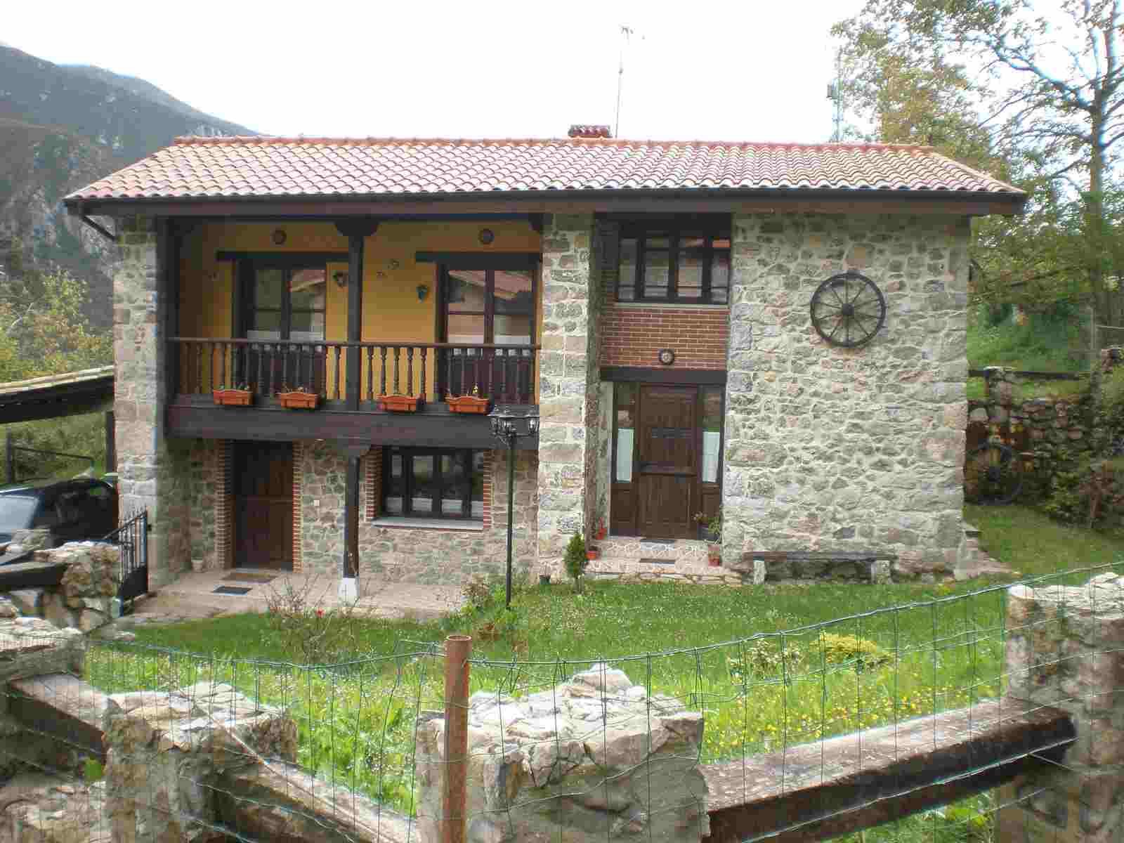 Alquiler vacacional en Socueva, Asturias