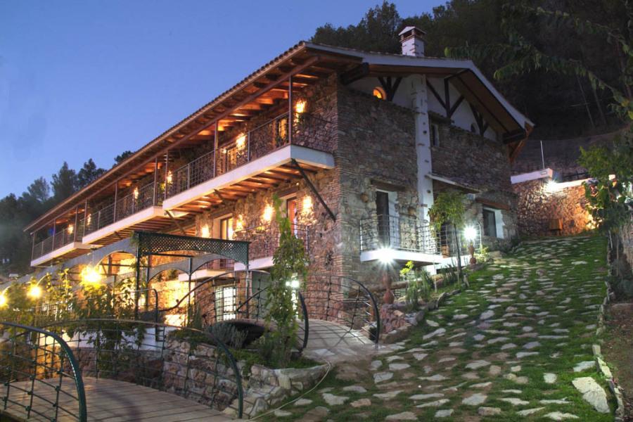 Alquiler vacaciones en Benatae, Jaén