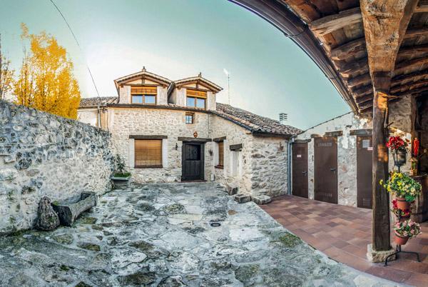 Alquiler vacaciones en Cubillo, Segovia