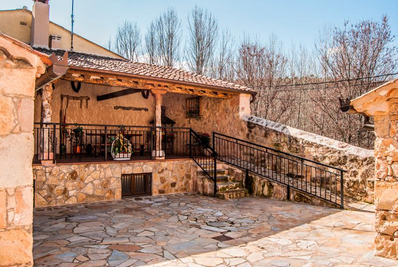 Alquiler vacaciones en Caballar, Segovia