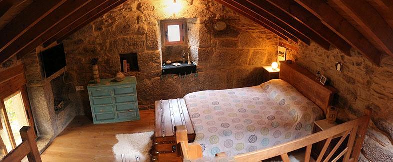 Alquiler vacaciones en Melón, Ourense