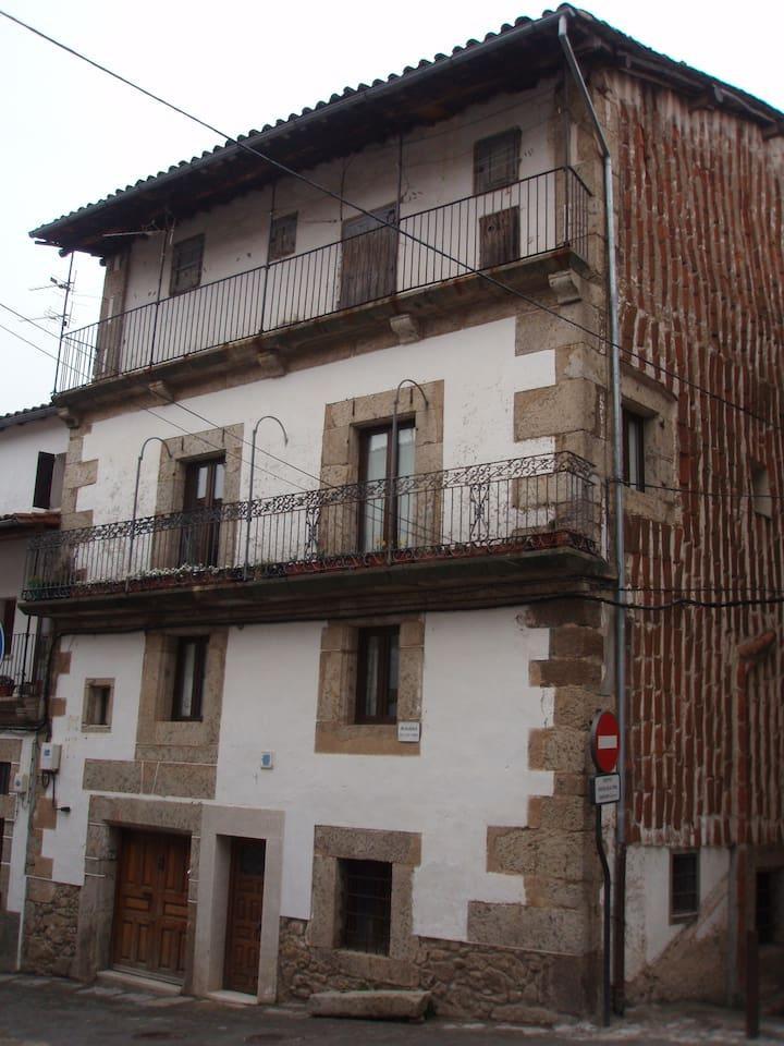 Alquiler vacaciones en Candelario, Salamanca