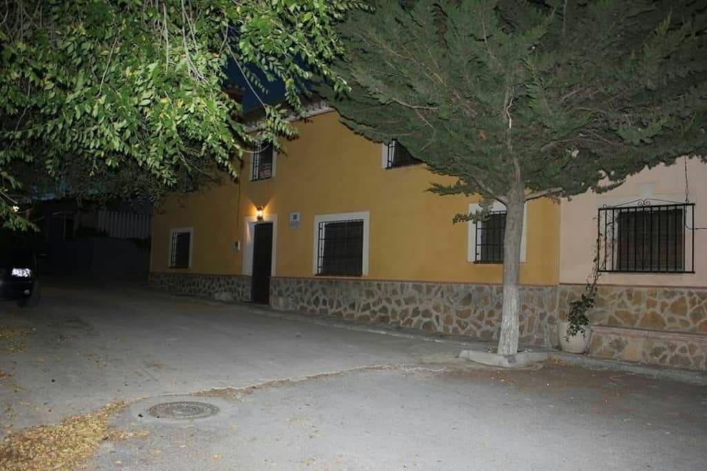 Alquiler vacacional en Sillar Baja, Granada