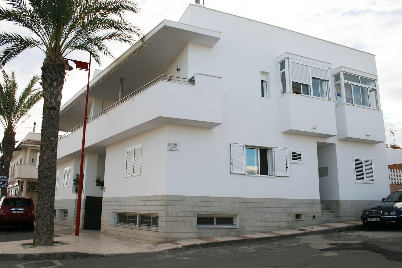 Alquiler vacaciones en Carboneras, Almería
