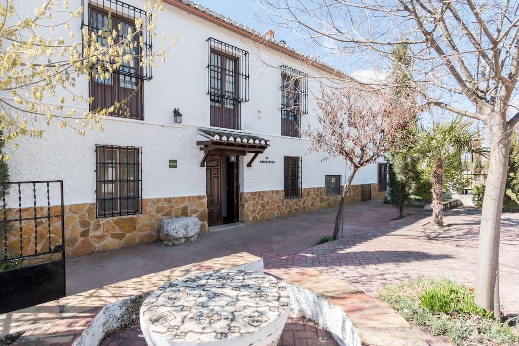 Alquiler vacaciones en Íllora, Granada