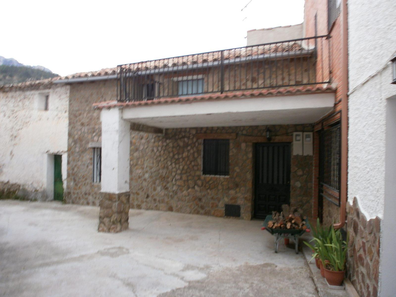 Alquiler vacacional en Pontones, Jaén