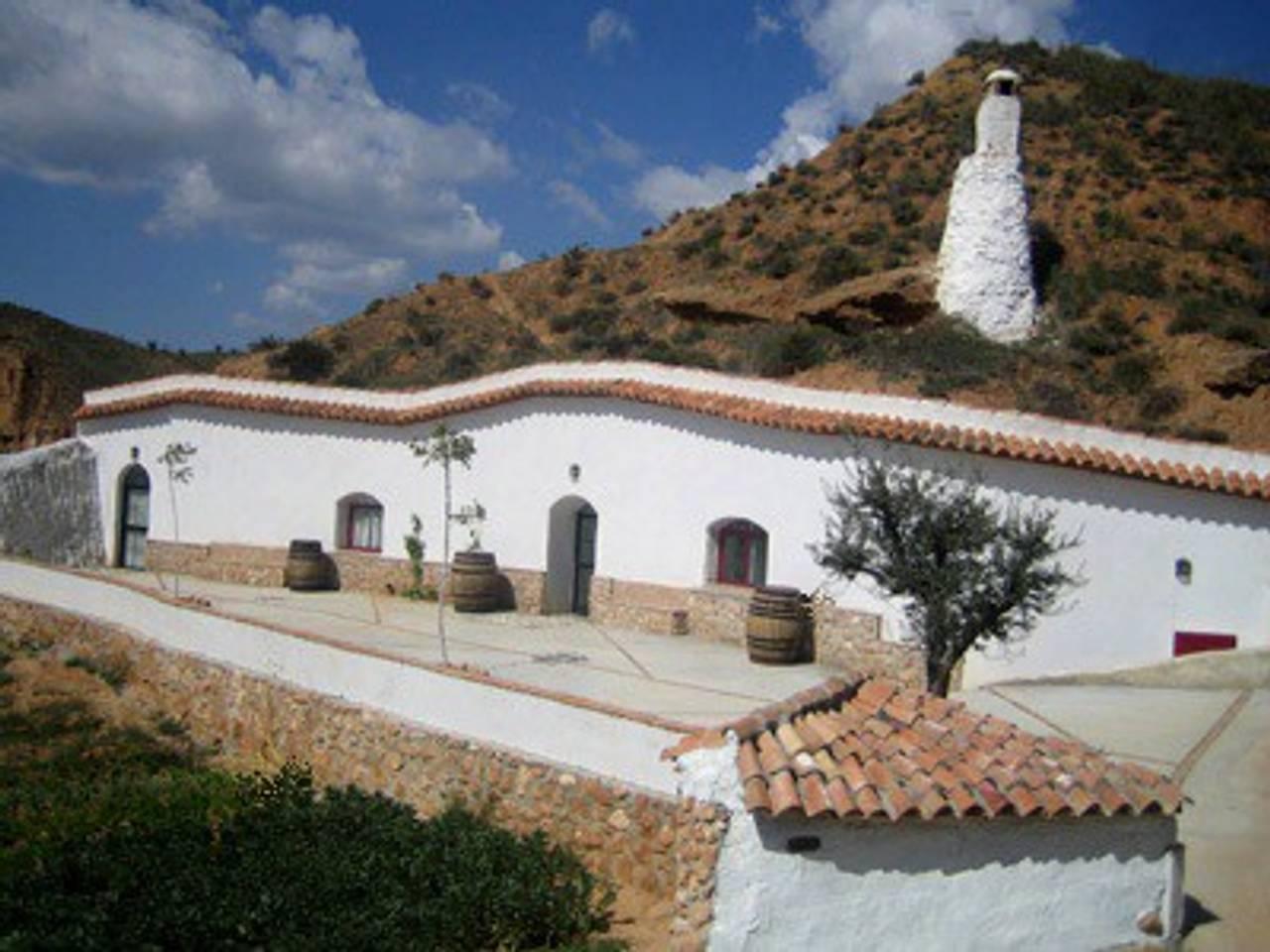 Alquiler vacaciones en Cortes y Graena, Granada