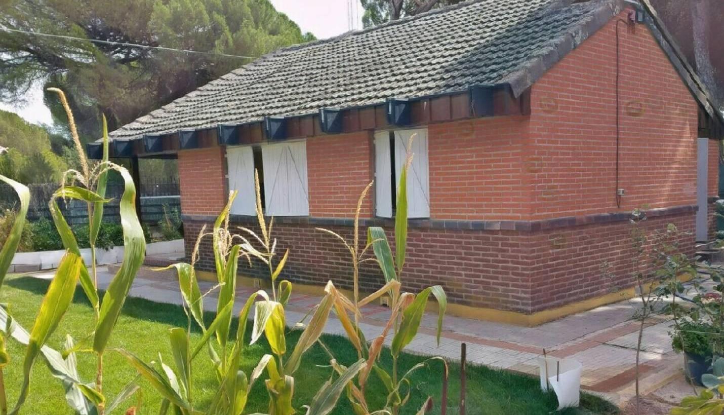 Alquiler vacaciones en Hornillos de Eresma, Valladolid