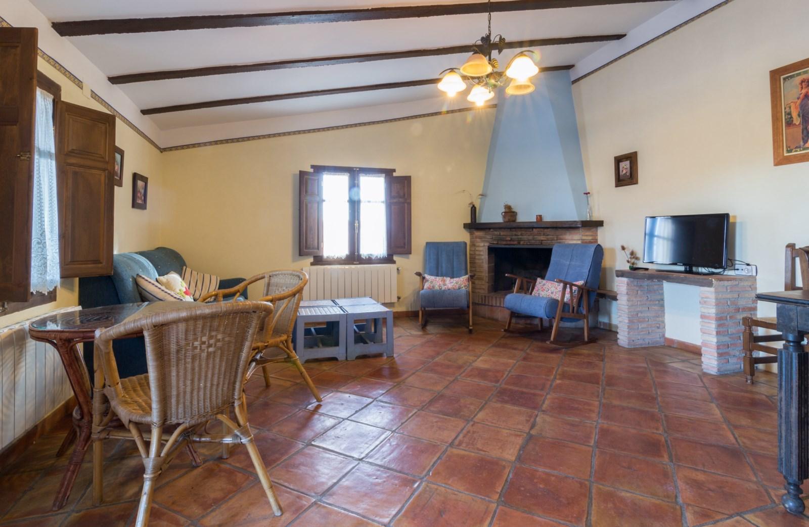 Alquiler vacaciones en Noguericas, Murcia