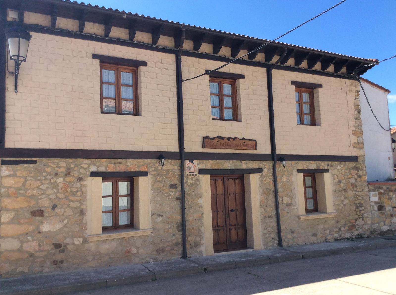 Alquiler vacacional en Villanueva de Arriba, Palencia