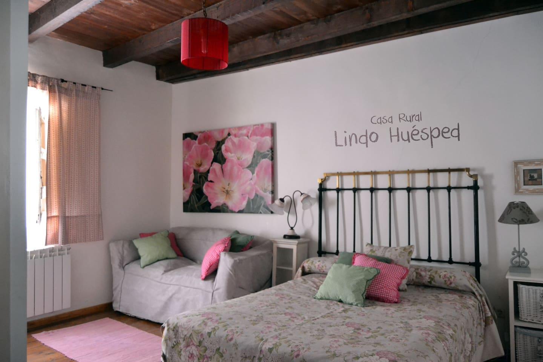 Alquiler vacaciones en Villasexmir, Valladolid