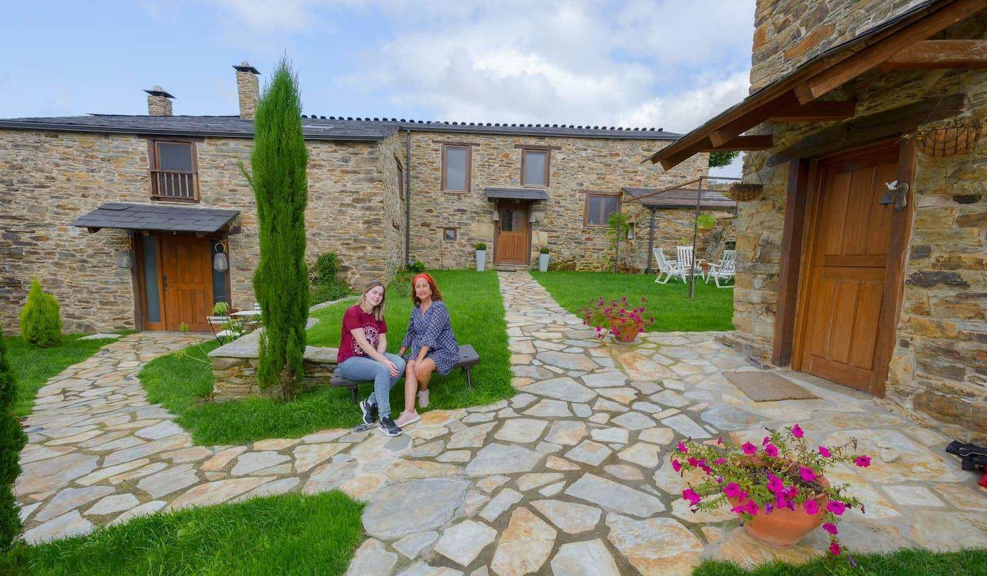 Alquiler vacaciones en Neipín, A Pontenova, Lugo