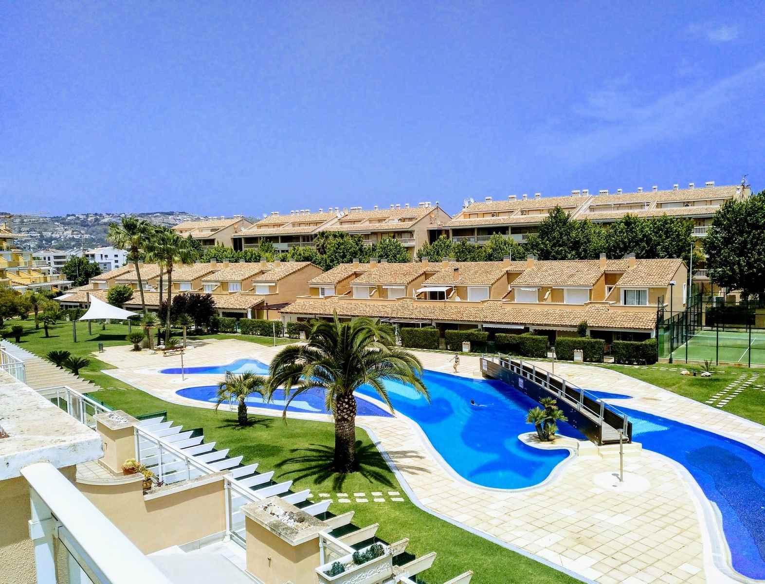 Alquiler vacaciones en Platja de L'arenal, Alicante