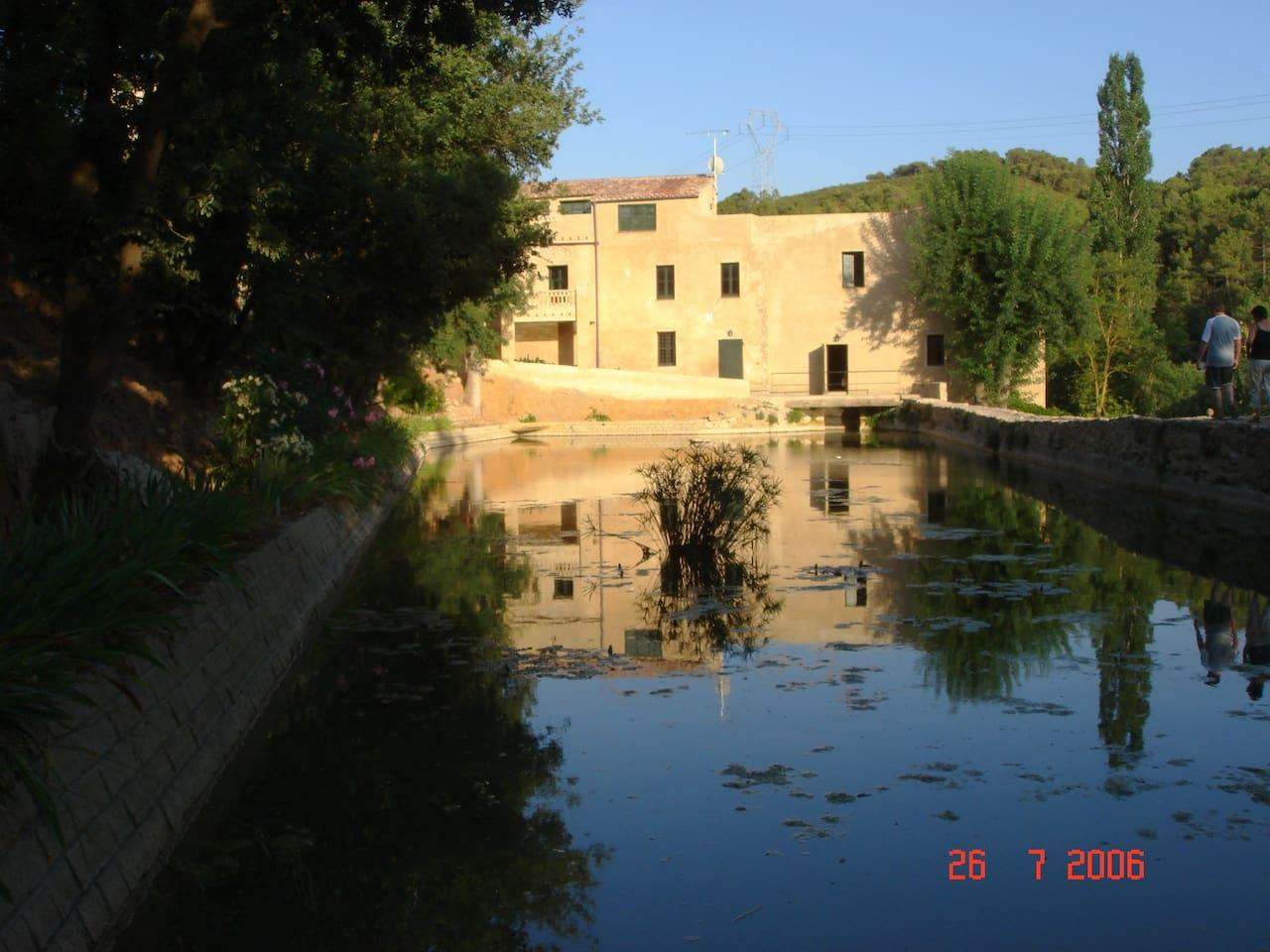 Alquiler vacacional en Vimbodí, Tarragona