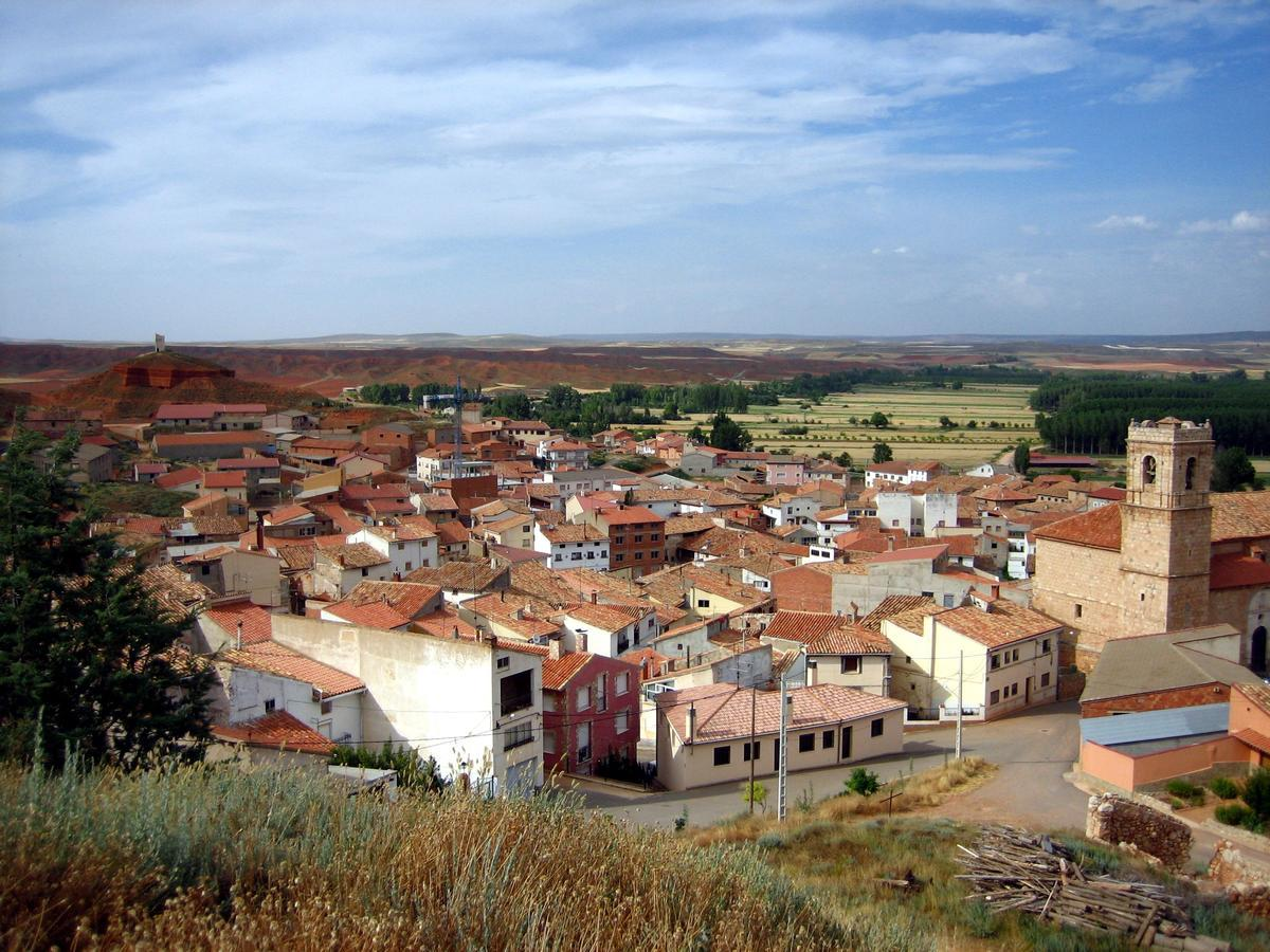 Alquiler vacacional en Alfambra, Teruel