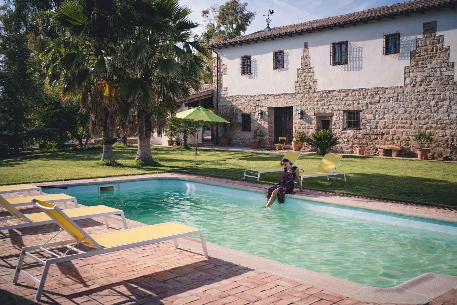 Alquiler vacaciones en Begíjar, Jaén