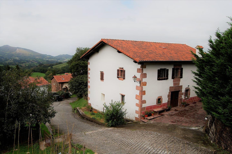 Alquiler vacacional en Zugarramurdi, Navarra